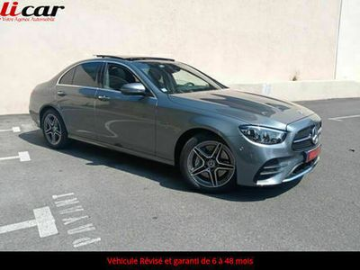 occasion Mercedes E300 CLASSEEQ Power 9G-Tronic AMG Line FULL