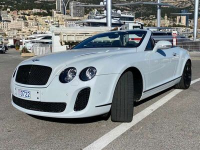 occasion Bentley Continental GTC Supersports