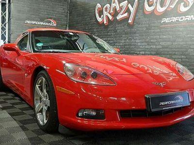 occasion Corvette C6 Coupe 6.2 V8 437 LS3 BVA