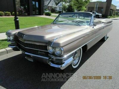 occasion Cadillac Serie 62 Série 1963 prix tout compris