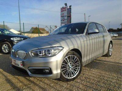 occasion BMW 118 118 d 150 cv Urban Chic BVA