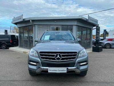 occasion Mercedes ML350 BlueTEC 4MATIC tout-terrain
