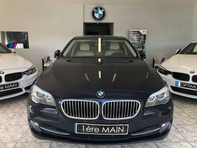 occasion BMW 530 SERIE 5 F10 258ch 146gr Pack Luxe A