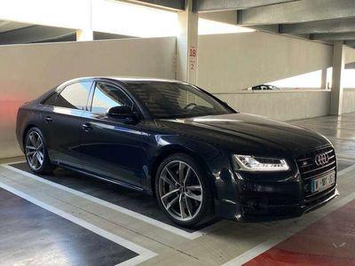 occasion Audi S8 plus V8 4.0 TFSI 605 Tiptronic 8 Quattro CERAMIQUE