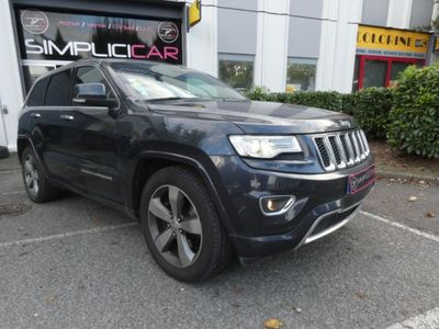 occasion Jeep Grand Cherokee V6 3.0 CRD 250ch Overland FULL