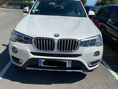 occasion BMW X3 xDrive20d 190ch xLine