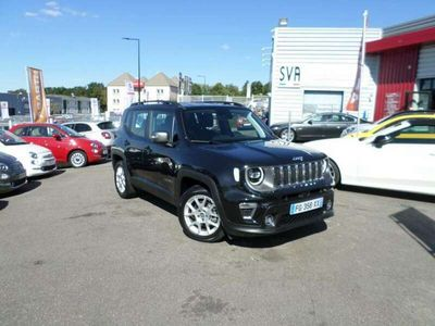 occasion Jeep Renegade 1.3 GSE T4 TURBO 150 LIMITED BVR6