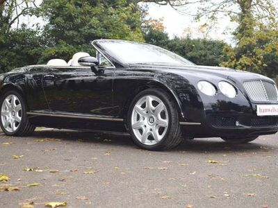 occasion Bentley Continental GTC (2009)