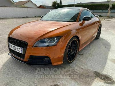 occasion Audi TT 2.0 TFSI 211cv pack competion