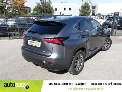 occasion Lexus NX300h 4wd 197 CH Luxe