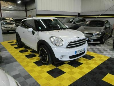 occasion Mini Cooper Paceman 122CH PACK RED HOT CHILI II
