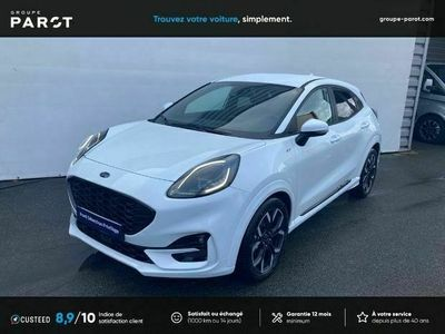 occasion Ford Puma 1.0 EcoBoost 125ch mHEV ST-Line X