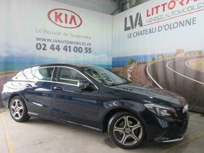 occasion Mercedes CLA180 d Business Edition 7G-DCT
