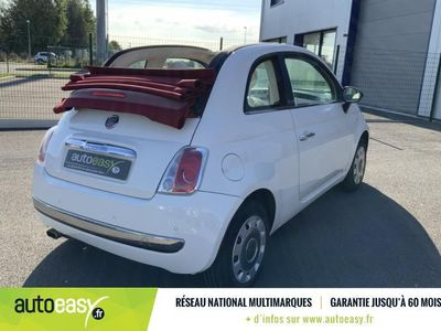 occasion Fiat 500C 1.2 8v 69ch S&s Pop