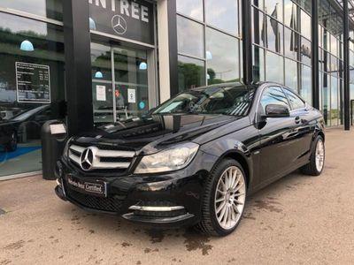occasion Mercedes C250 CDI BlueEFFICIENCY Coupé