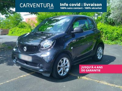 occasion Smart ForTwo Electric Drive 85 passion bva