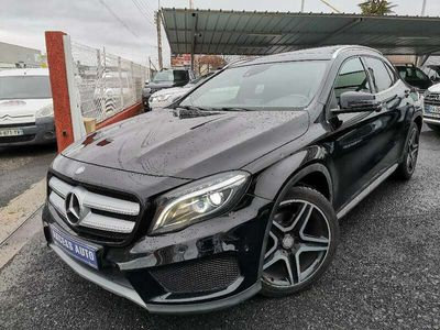occasion Mercedes 220 d 4-Matic Fascination 7-G DCT