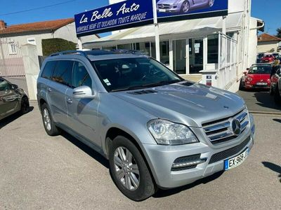 occasion Mercedes GL350 classecdi 4matic blueefficiency ba7 7g-tronic plus