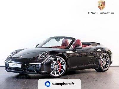 occasion Porsche 911 (991) Cabriolet 3.0 420ch S PDK