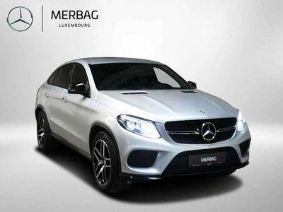 occasion Mercedes GLE350 d 4MATIC Coupé AMG-Line AMG Line Exterieur/LED