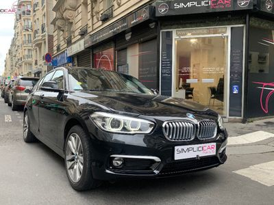 occasion BMW 116 SERIE 1 F20 LCI2 d 116 ch BVA8 Urban Chic