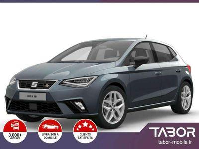 occasion Seat Ibiza 1.0 TSI 110 DSG FR LED Radars 17p