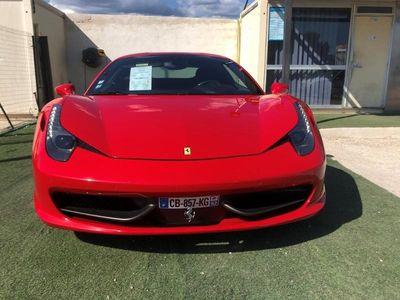 occasion Ferrari 458 V8 4.5 Italia 570chv