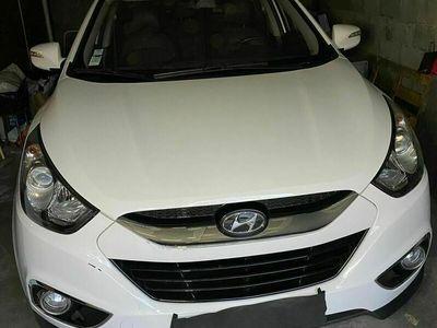 occasion Hyundai ix35 1.7 CRDi 115 2WD Blue Drive Pack Inventive Limited