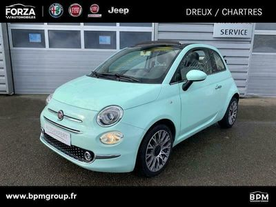 occasion Fiat 500C 0.9 8v TwinAir 85ch S&S Lounge