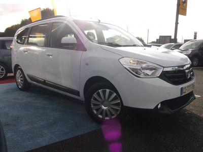 occasion Dacia Lodgy 1.5 Dci 110ch Eco² Lauréate 7 Places