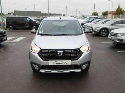 occasion Dacia Lodgy 15 Ans Blue Dci 115 7 Places