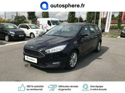occasion Ford Focus SW 1.0 EcoBoost 125ch Stop&Start Trend