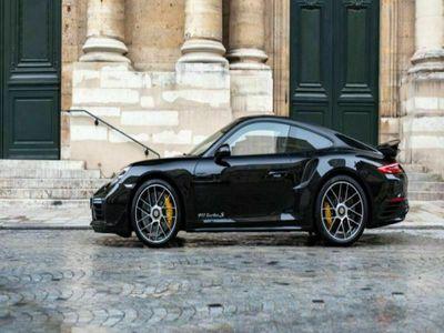 "occasion Porsche 911 Turbo S II ""Aerokit"""