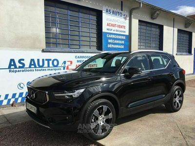 occasion Volvo XC40 D4 ADBLUE AWD 190CH INSCRIPTION GEARTRONIC 8