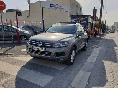 occasion VW Touareg 2014 - Gris Métallisé - 3.0 v6 tdi fap bluemotion - 245