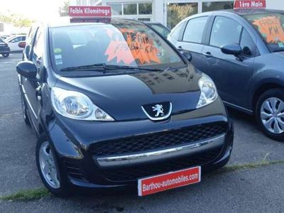 occasion Peugeot 107 107BLACK SYLVER EDITION