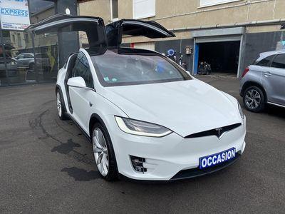 occasion Tesla Model X Modele X90d Dual Motor