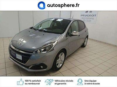 occasion Peugeot 208 1.5 BlueHDi 100ch E6.c Signature BVM5 86g 5p