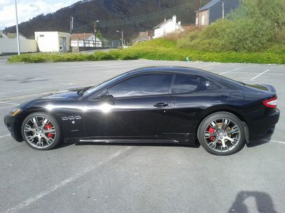 occasion Maserati Granturismo S 4.7 V8 A