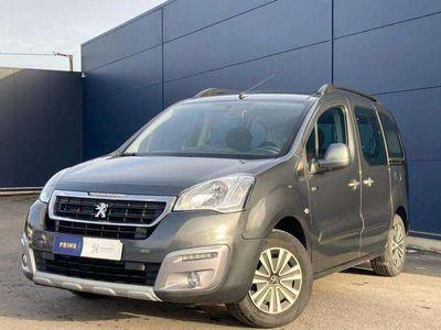 occasion Peugeot Partner Style / 1.6 BlueHDI