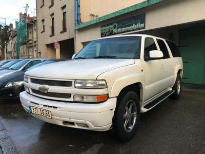 occasion Chevrolet Suburban 5.3 V8 344 ch 7 Places BVA