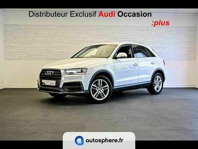 occasion Audi Q3 2.0 TDI 150ch Ambition Luxe quattro S tronic 7