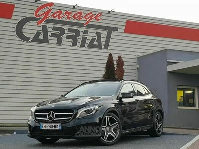 occasion Mercedes GLA220 ClasseD 4-MATIC Fascination 7-G DCT A