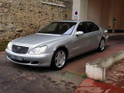 occasion Mercedes S600L A