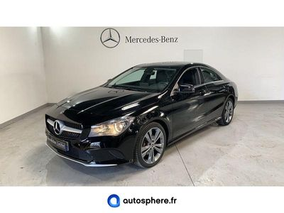 occasion Mercedes CLA180 CLASSEd Inspiration