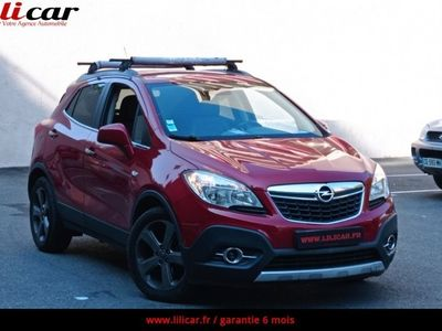 occasion Opel Mokka Autre1.7 Cdti 130 ch Fap 4x4 Ecoflex Start&stop Cosmo