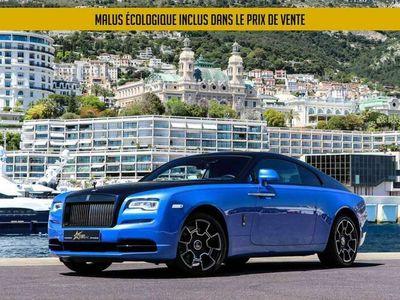 occasion Rolls Royce Wraith 6.6 V12 Black Badge