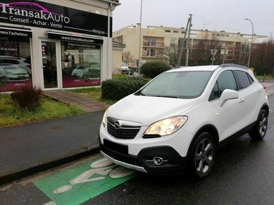 occasion Opel Mokka 1.4 Turbo - 140 ch 4x2 Start&Stop Cosmo Pack