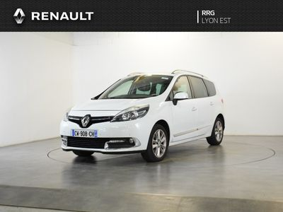 occasion Renault Grand Scénic DCI 130 ENERGY FAP ECO2 INITIALE 7 PL