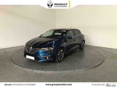 occasion Renault Mégane IV Berline Blue dCi 115 EDC Business Intens